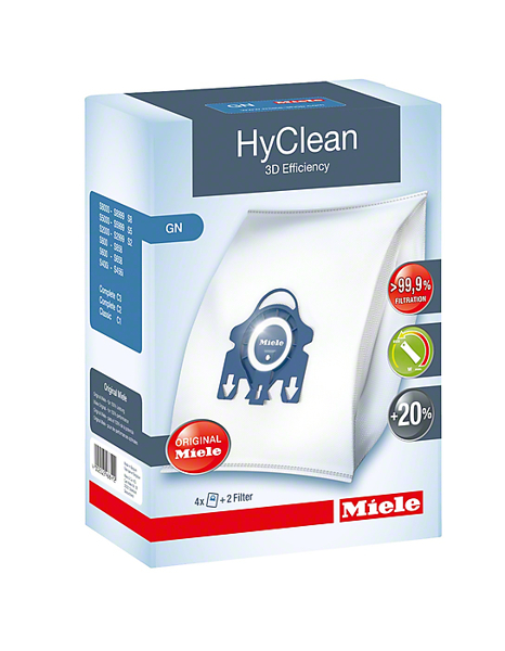 Мешки Miele GN HyClean 3D Efficiency